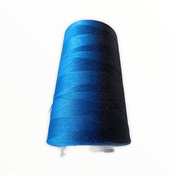 Overlock sukanec 5000y - modra aqua