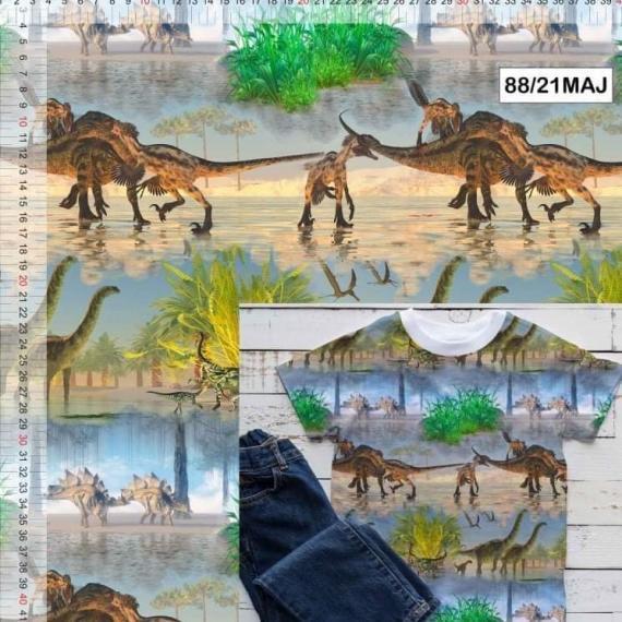 Prevešanka dinozavri jurrasic
