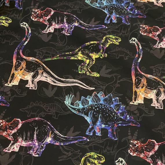Prevešanka barvni dinozavri